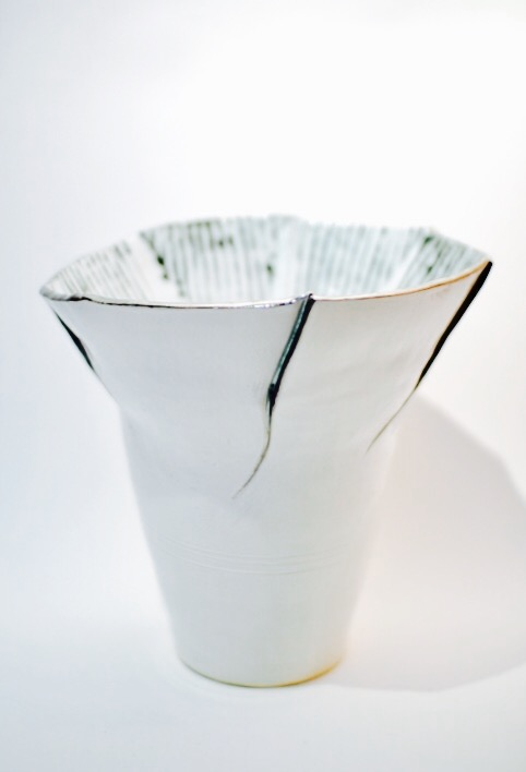 Bodaway is a striking stand alone piece as well as a functional vase