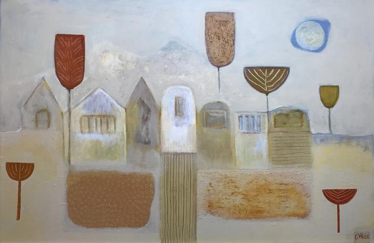 Carmen Veliz ~ Satori Gallery ~ Chile Collection ~ Northern Dreams