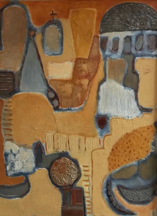 Carmen Veliz ~ Satori Gallery ~ Chile Collection ~ Distant Lands