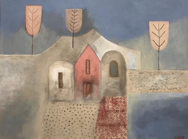 Carmen Veliz ~ Satori Gallery ~ Chile Collection ~ Northern Mood
