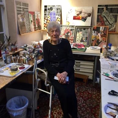 Lillian Delevoryas 2017 (c) Satori Gallery